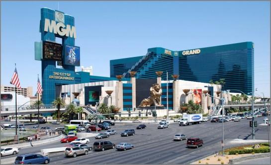 Las Vegas MGM Grand Szálloda és Kaszinó - MGM Grand Hotel and Casino