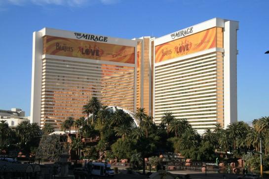 Las Vegas Mirage Szálloda és Kaszinó - The Mirage Hotel and Casino