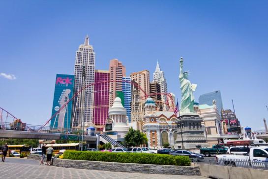 Las Vegas New York-New York Szálloda és Kaszinó - New York-New York Hotel and Casino