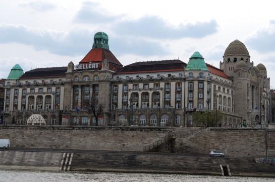 Budapest Gellért gyógyfürdő
