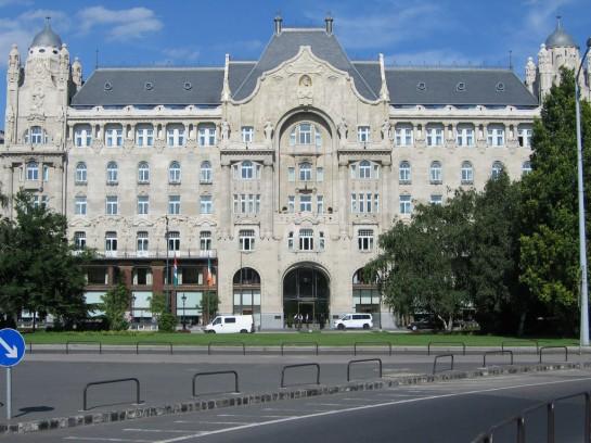 Budapest Gresham-palota