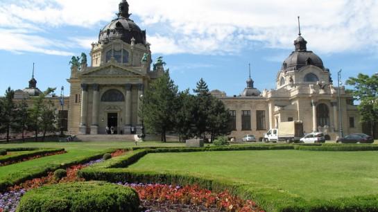Budapest Széchenyi gyógyfürdő