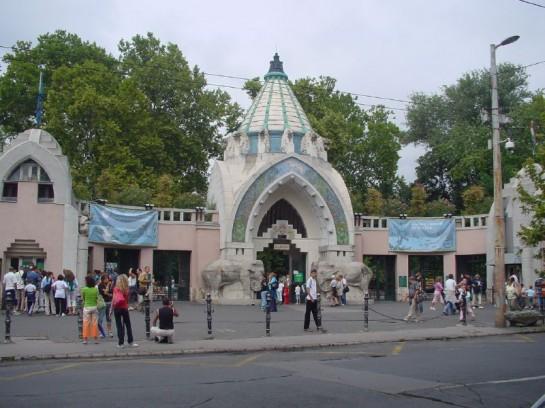 Fővárosi Állatkert - Budapesti Állat- és Növénykert