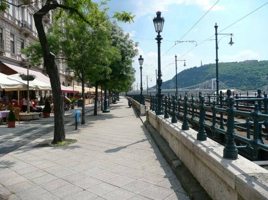 Budapesti Duna-korzó