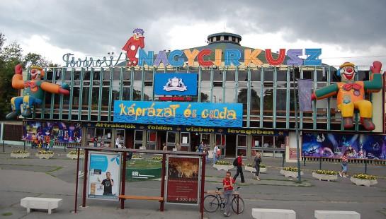 Fővárosi Nagycirkusz, Magyar Cirkusz és Varieté
