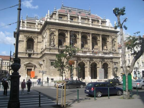 Budapesti Magyar Állami Operaház