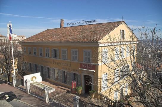 Fragonard Parfümgyár és Múzeum