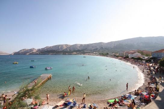 Horvátország Vela Plaza strand