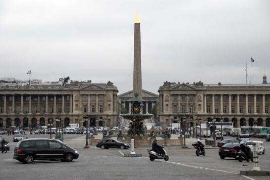Párizsi Luxor Obeliszk
