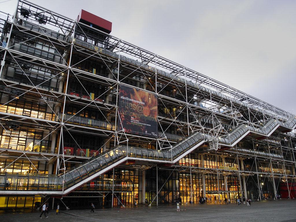 The Metz Floor Plan Panth 233 On Sacr 233 Coeur Pompidou K 246 Zpont P 225 Rizs