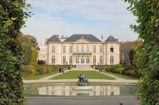 Párizs Rodin Múzeum