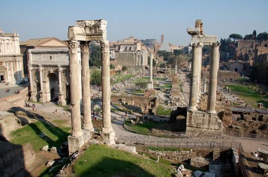 Forum Romanum, Róma