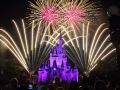 Disneyland tűzijáték