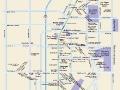 Las Vegas Strip térkép