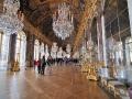 Versailles-i kastély - Tükörgaléria