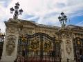 Buckingham Palota bejárat