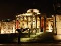 Nemzeti Képtar éjszaka