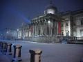 Nemzeti Képtár télen