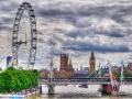 London Eye HDR 02