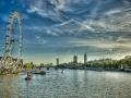 London Eye HDR 05