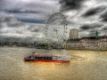 London Eye HDR 08