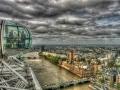 London Eye HDR 09