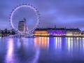 London Eye Éjszaka 01