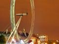 London Eye Éjszaka 02