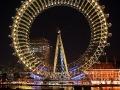 London Eye Éjszaka 03