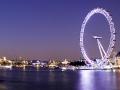 London Eye Éjszaka 04