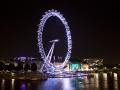 London Eye Éjszaka 05