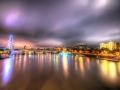 London Eye Éjszaka 06