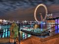 London Eye Éjszaka 08