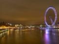 London Eye Éjszaka 09