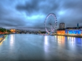 London Eye Éjszaka 12