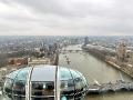 London Eye Üvegkapszula