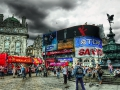 HDR London Piccadilly Circus 02