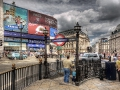 HDR London Piccadilly Circus 03