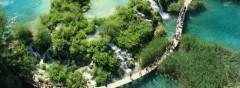 Plitvicei-tavak Nemzeti Park, Horvátország