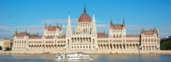 Budapesti Országház, Parlament